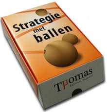 strategie met ballen doosje